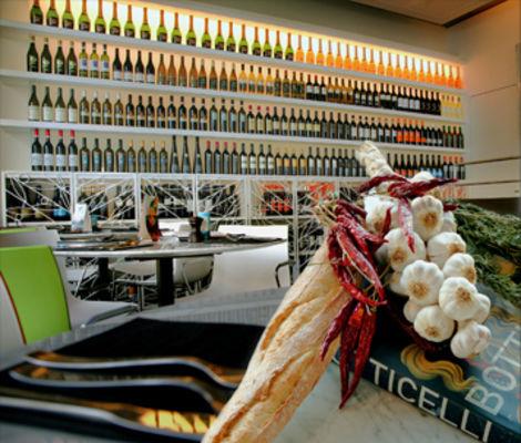 Restaurant Botticelli Nieuwpoort